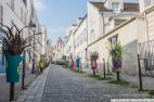 La rue saint Blaise